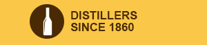 Distillers since 1860